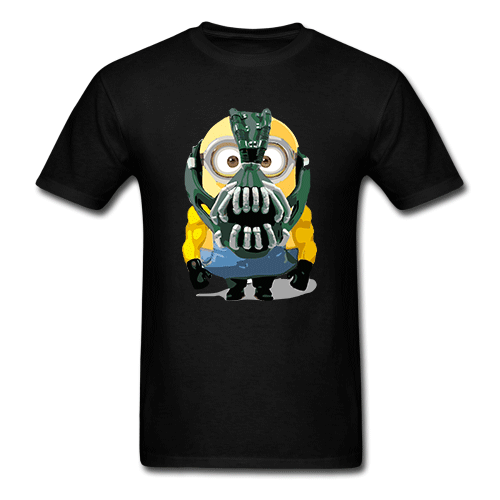 MinionBatman-black