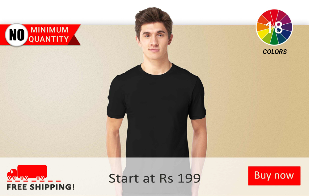 013cedad530c4 Custom T-shirts for Individuals | T-shirt Loot – Customized T-shirts ...
