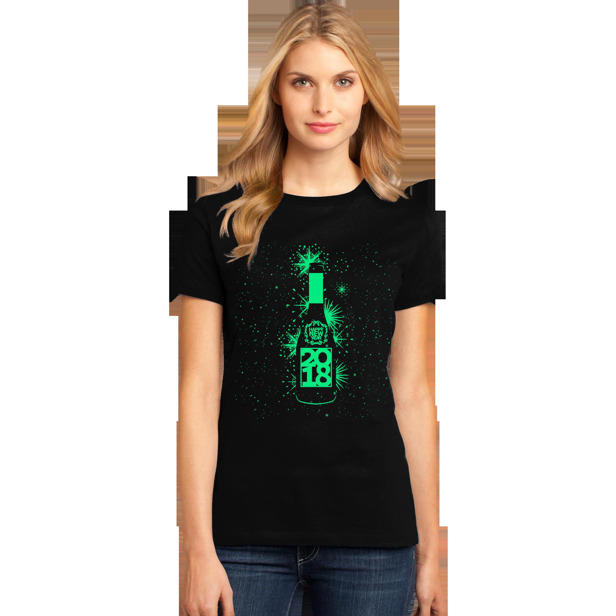 b82b7eda36ba Women s Glow In The Dark T-shirt