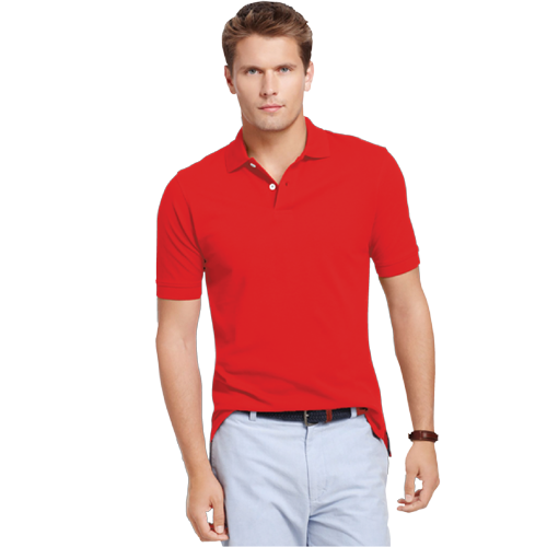 1e8a0dede Polyester Polo 140 GSM T-shirt -ST620 | T-shirt Loot – Customized T ...