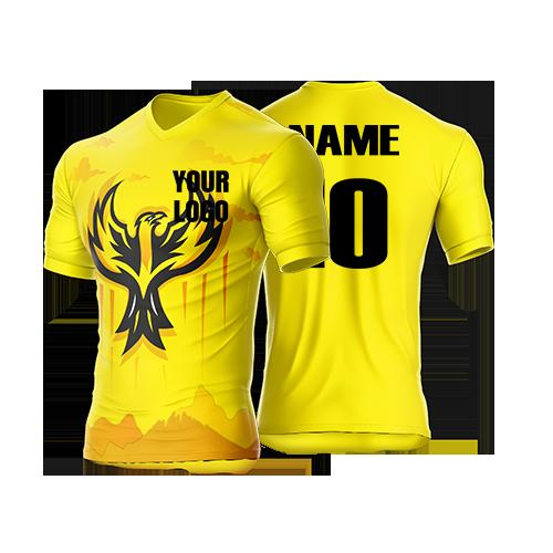112e2571 Team Jersey ST-0042   T-shirt Loot – Customized T-shirts India ...